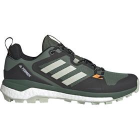 adidas TERREX Skychaser 2 Scarpe da trekking Uomo, verde/nero